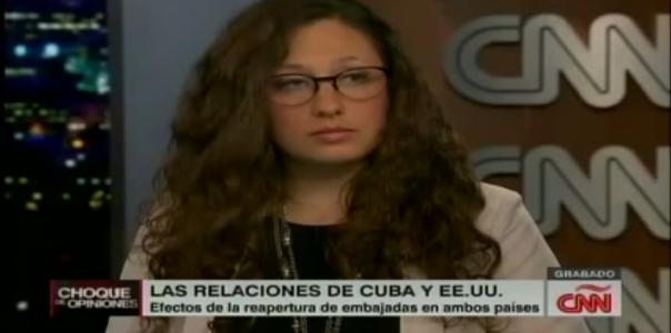 Katarina Hall CNN en Espanol