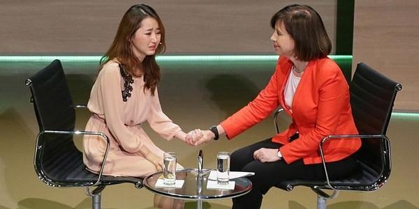 Yeonmi interview