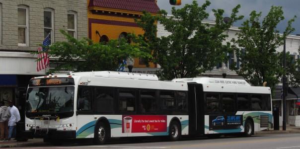 Maryland Bus