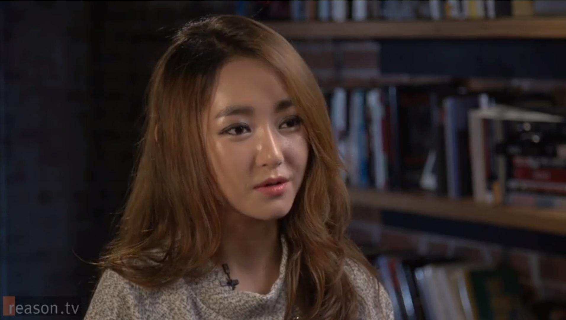 Yeonmi Park Reason TV