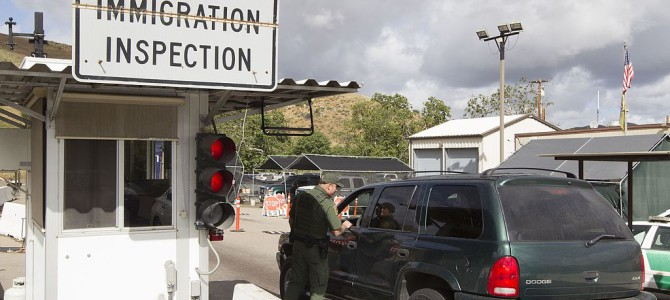 CBP_Operations_-_San_Diego_Checkpoint_(27862641612)