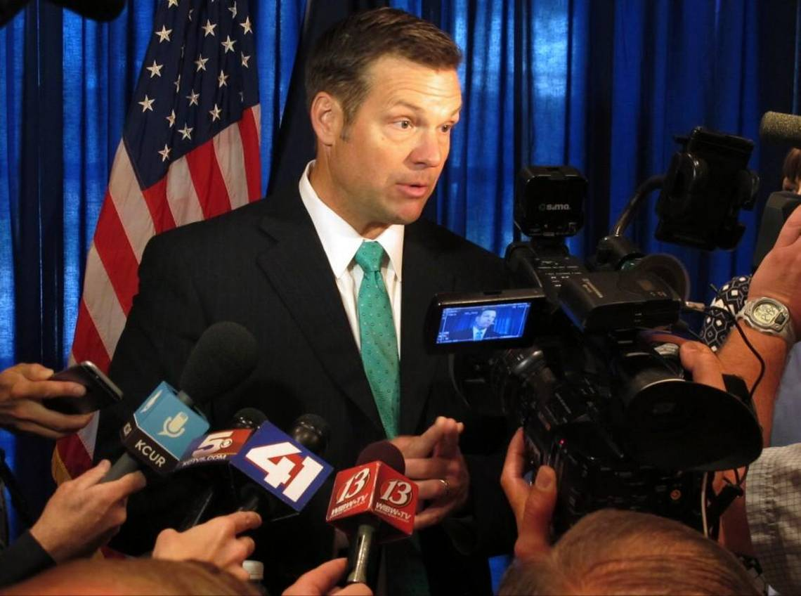 Kris Kobach's claims about immigration are based on false statistics – KANSAS CITY STAR