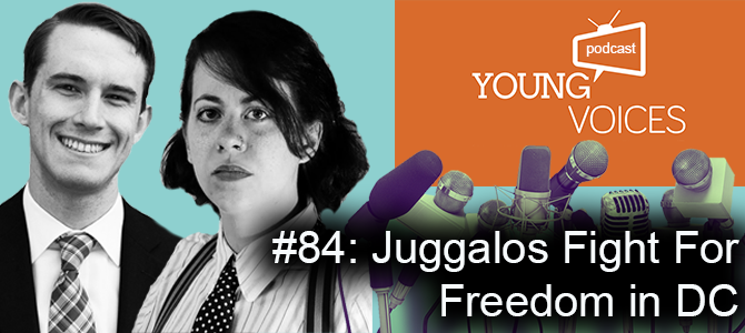 Podcast #84: Juggalos Fight For Freedom in DC