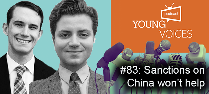 Podcast #83: Sanctions on China won't help
