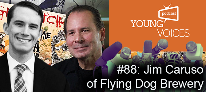 #88: Interview with Jim Caruso of Flying Dog Brewery