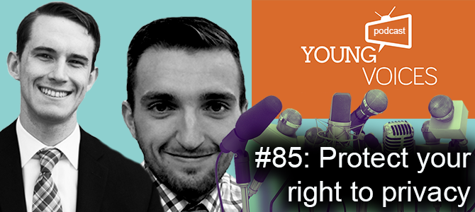 Podcast #85: Protect your right to privacy