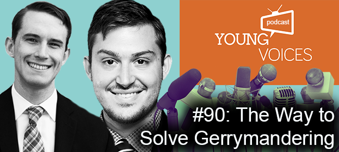 Podcast Ep #90: The Way To Solve Gerrymandering