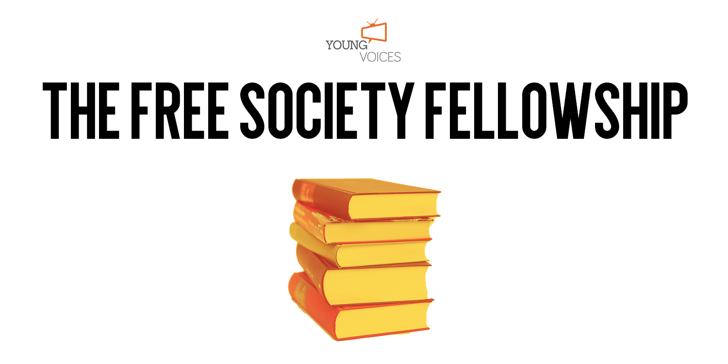 Announcing Our Free Society Fellowship