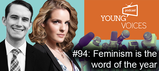 Podcast #94: Feminism is the word of the year