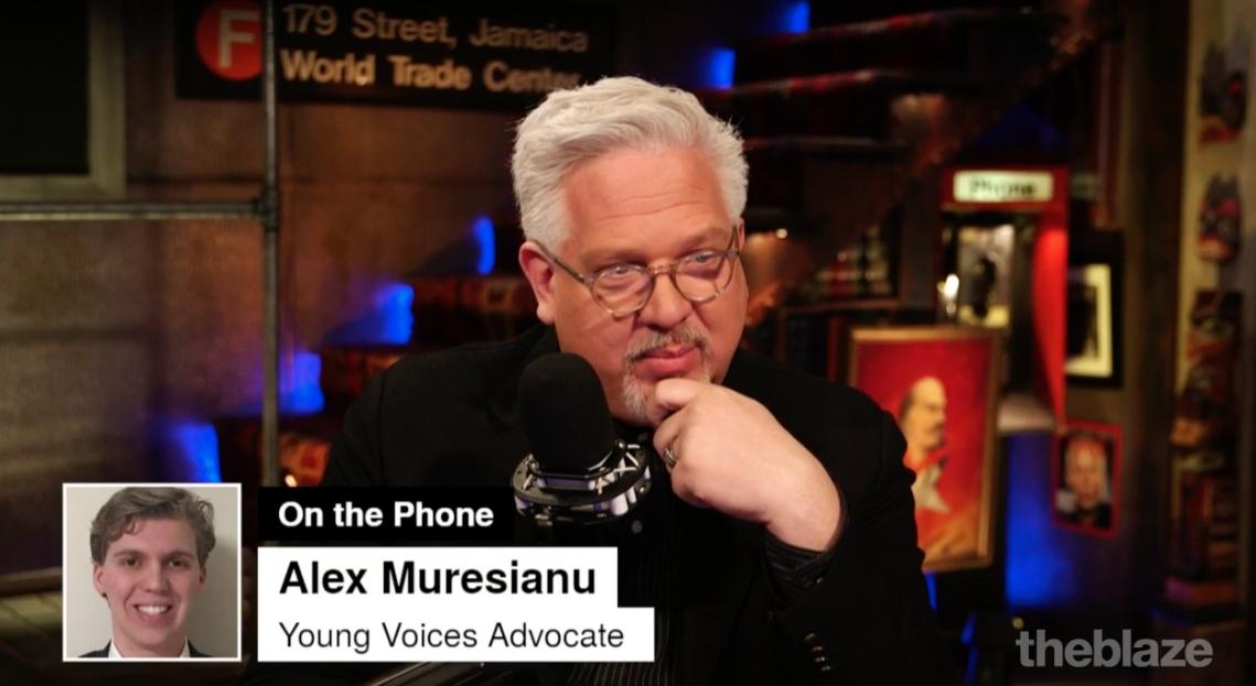 Alex Muresianu of Young Voices talks millennials & conservative solutions – GLENN BECK