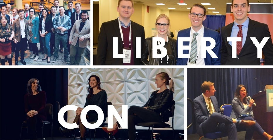 Young Voices Takes LibertyCon by Storm