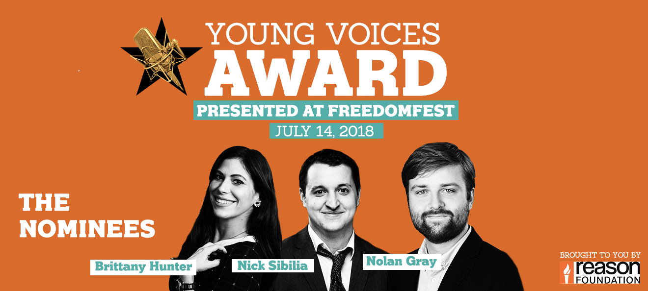 Announcing the Young Voices Award Finalists
