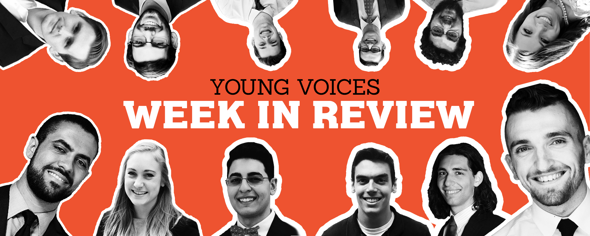 Young Voices in the news (April 21-30)