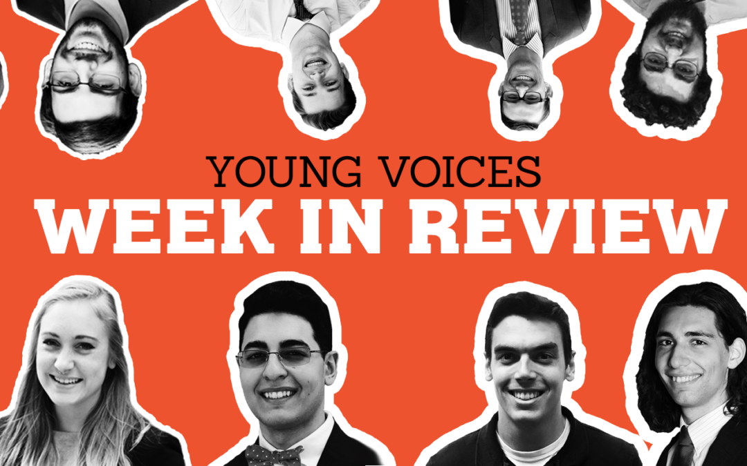 Young Voices in the news (August 3-August 10)