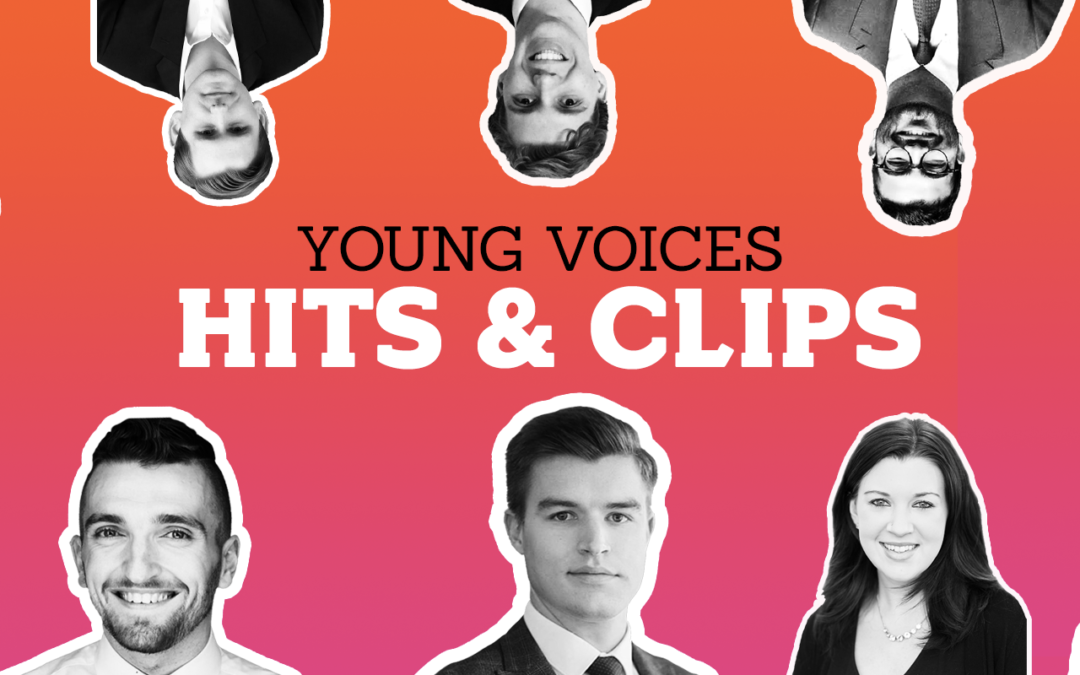 Young Voices in the news (Oct 18th – Oct 31st)