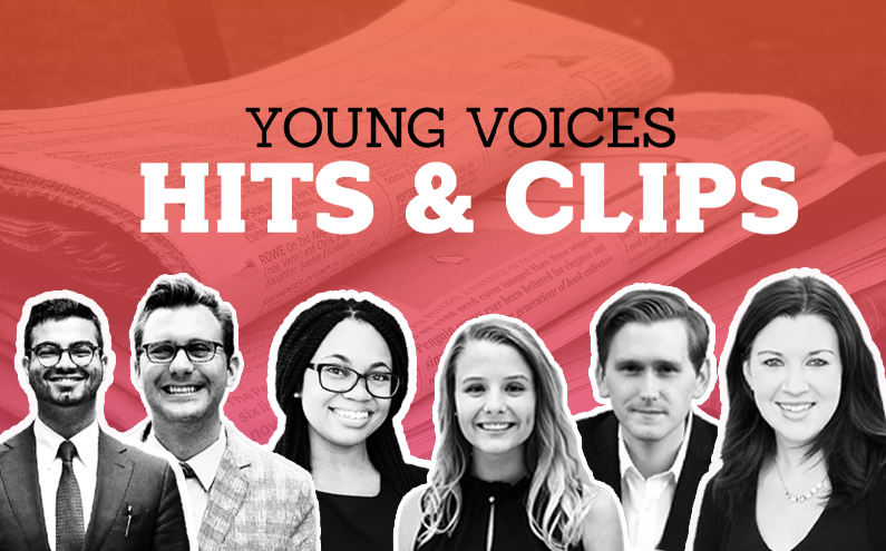 Young Voices in the news (March 19th – March 25th)