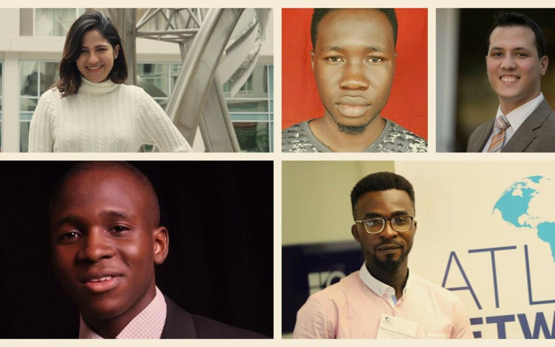 Announcing Young Voices' Agora Fellows